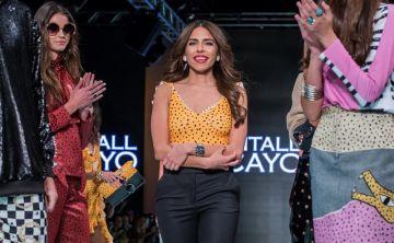 Shantall Lacayo despliega magia en la pasarela de Miami Fashion Week