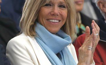 Los looks de Brigitte Macron, la primera dama de Francia