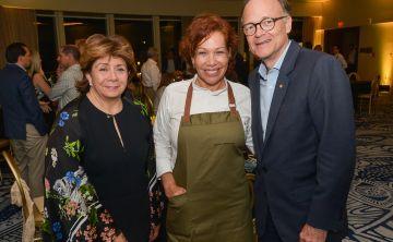 """Una """"Noche de Sabores"""" con la chef Leo Espinosa"""
