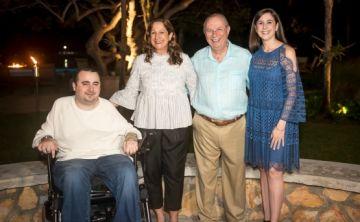 Celebración de plata en Copamarina Beach Resort & Spa