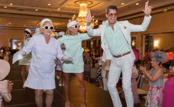 Esplendor primaveral en el esperado Desfile de Sombreros del Club Cívico de Damas