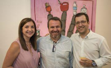 Carlos Dávila Rinaldi presenta su nueva obra en el espacio Arte @ Plaza