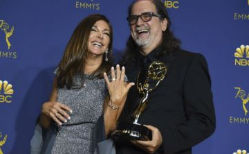Reina el amor en los premios Emmy