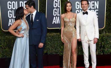 Las parejas de la noche de los Golden Globe 2019