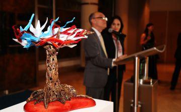 Un proyecto de intercambio cultural  entre Chicago y Puerto Rico  se exhibe en el MAPR