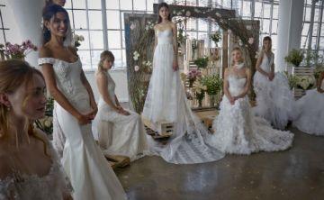 Nuevas propuestas de moda para las novias