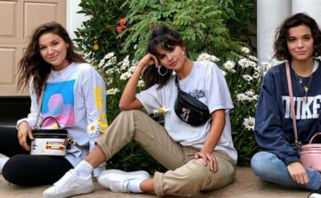 """""""Fanny pack"""": el bolso de moda"""