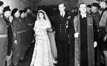 70 años de matrimonio real