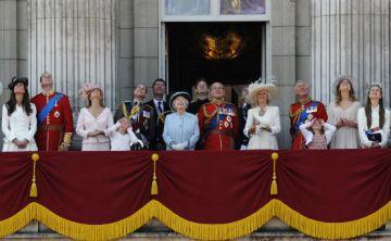El orden de sucesión al trono británico