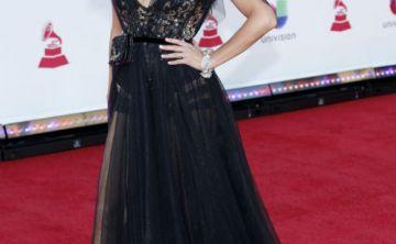 """Los """"looks"""" más elegantes de la alfombra roja de los Latin Grammy"""