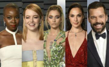 La otra alfombra roja de los Oscar: la fiesta de Vanity Fair