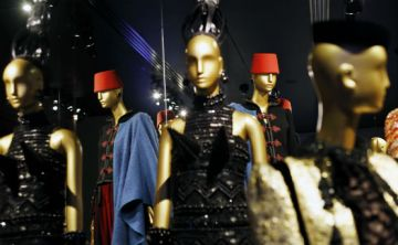 Abre museo de Yves Saint Laurent en Marrakech