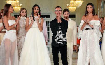 Reina la elegancia en la tercera noche de San Juan Moda