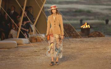 Dior evoca su lado salvaje
