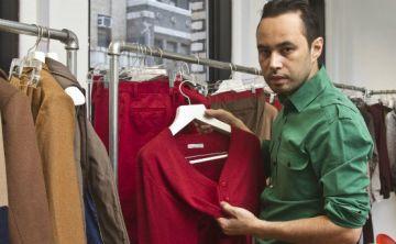 Carlos Campos, el diseñador hondureño que triunfa en NY