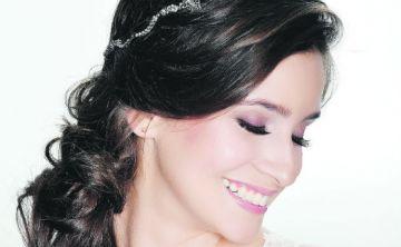 Maquillaje de novia para el día