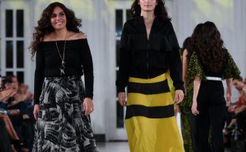 Miriam Budet captura con refrescante propuesta en San Juan Moda