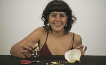 Nika nos presenta su línea de joyería Asymmetry