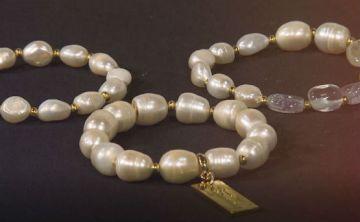 Hazlo tú: pulsera de perlas