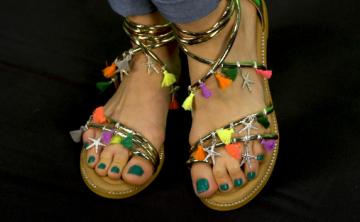 Descubre cómo llevar tus sandalias a otro nivel