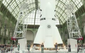 Chanel se lanza al espacio con su nueva colección