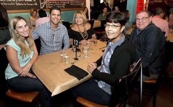 Cena con suscriptores de El Nuevo Día