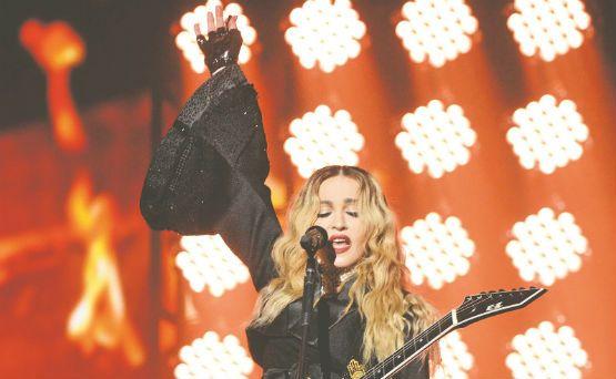 Madonna: seis décadas de estilo