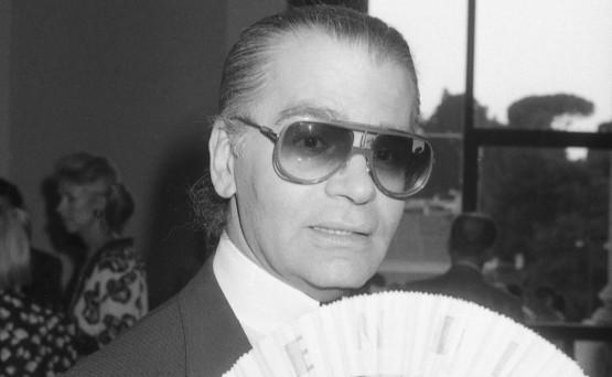Karl Lagerfeld: una vida para la moda