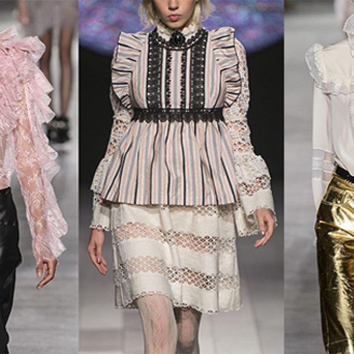 Blusa de abuela: busca en tu closet y saca a relucir las más bellas