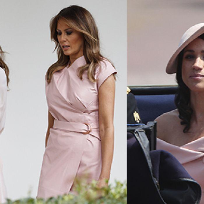 Millennial pink, el color preferido por reinas y princesas