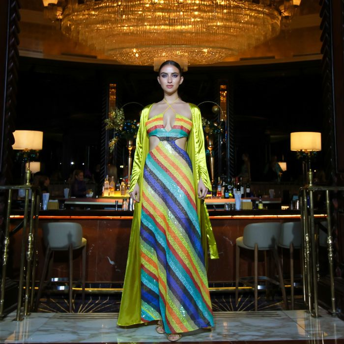 Stella Nolaco presenta su colección para la primavera-verano 2019