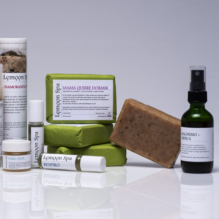Lemoon Spa: alternativa natural para la belleza