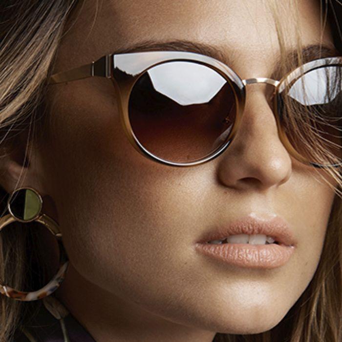 Grandes, coloridas y futuristas: así serán las gafas del 2018