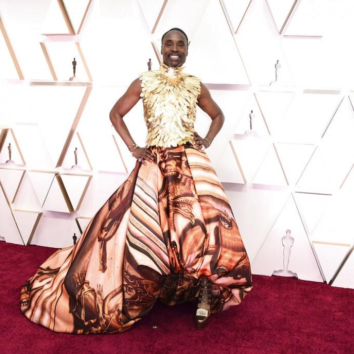 Extravagantes looks en los premios Oscar