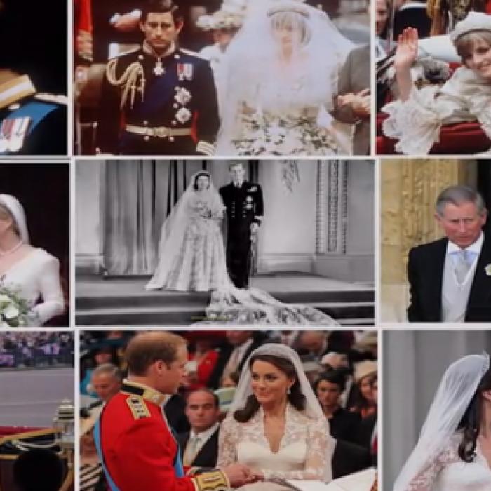 Las bodas reales que nos marcaron