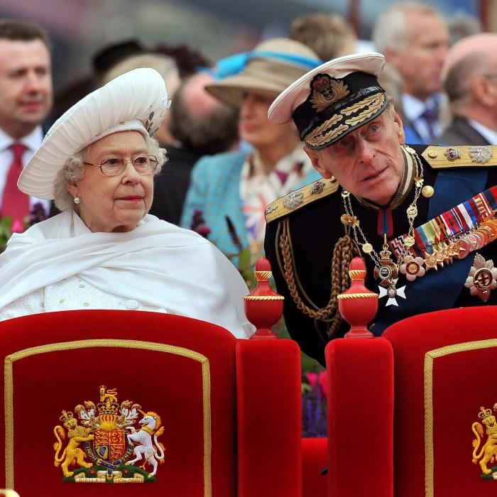 Fallece el príncipe Philip, esposo de la reina Elizabeth II