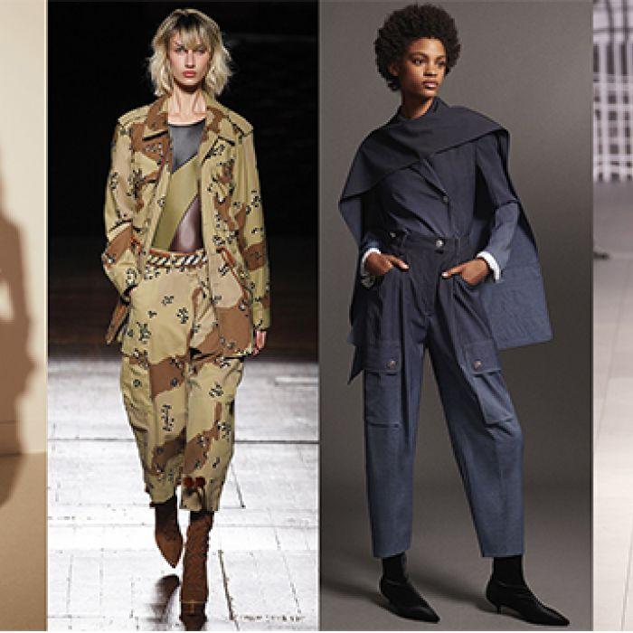 Cargo pants y maxi chaquetas, una combinación que da que hablar