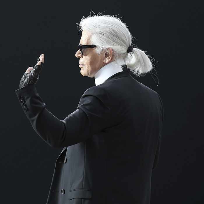 7 frases para recordar y entender quién fue Karl Lagerfeld