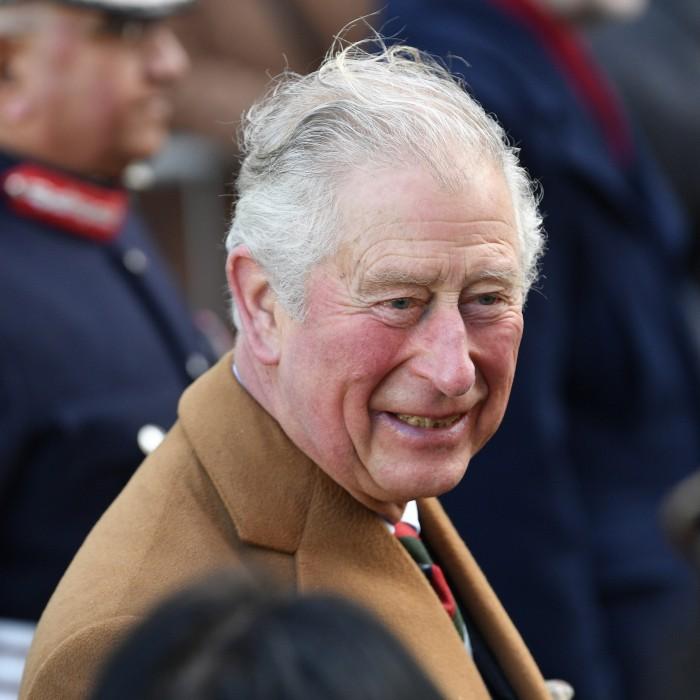 Príncipe Charles pierde el olfato