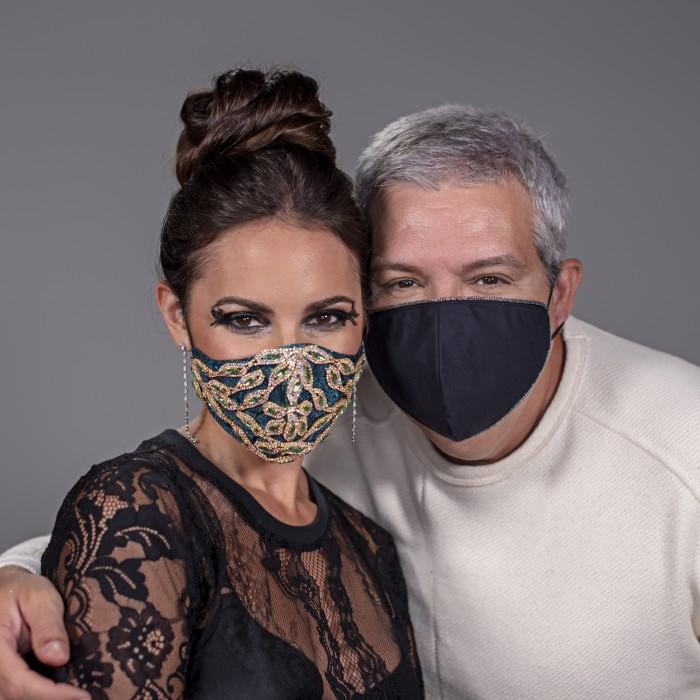 Consejos del maquillista David Lang en la pandemia