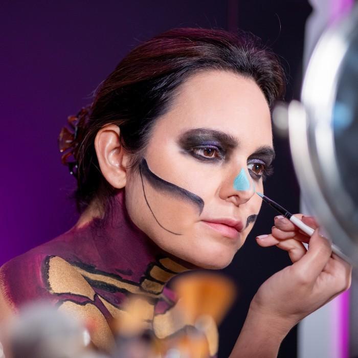Ingrid Rivera, la maquillista boricua que impacta con sus transformaciones