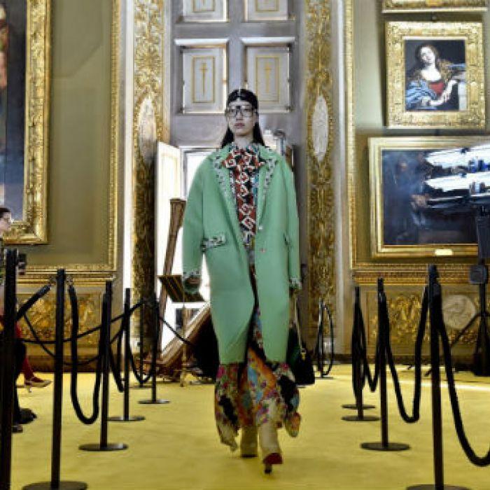Gucci presenta impactante colección Crucero 2018