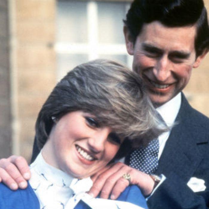 La princesa Diana a través de los años