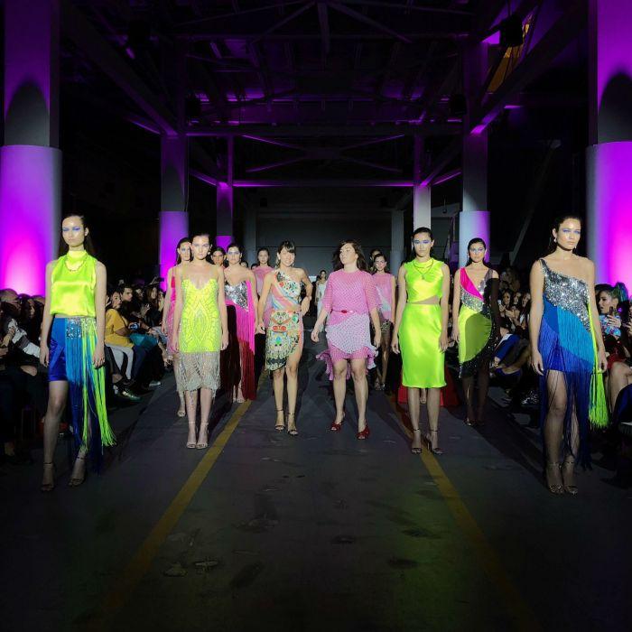 Eclíptica presenta un manjar de colores y detalles en San Juan Moda 2018