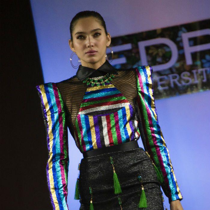 Estudiantes de moda de EDP University presentan sus creaciones