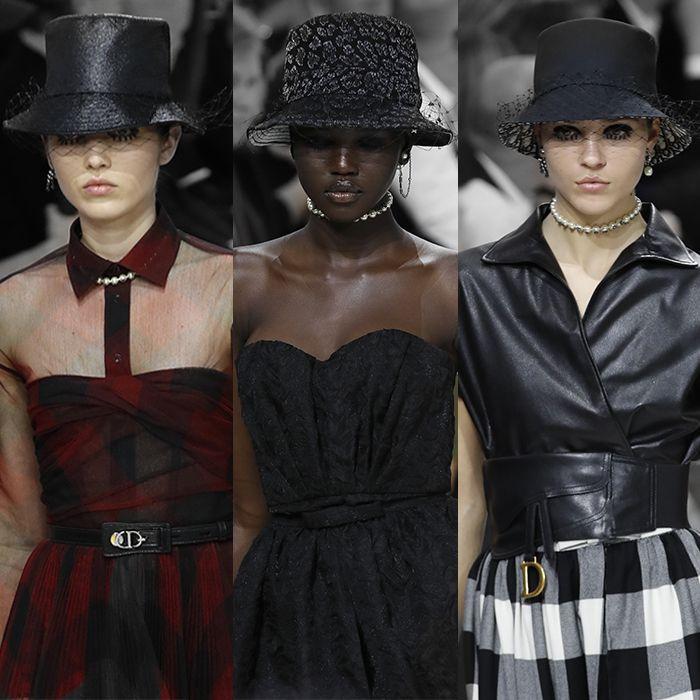"""Dior se inspira en las Teddy Girls, las """"chicas malas"""" de los años 50"""