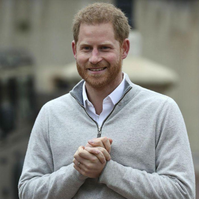 Esto fue lo que dijo el príncipe Harry sobre el nacimiento de su primer hijo
