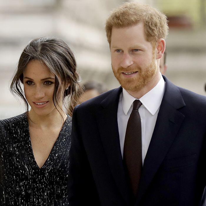 Harry y Meghan piden a sus seguidores que no compren regalos para su bebé