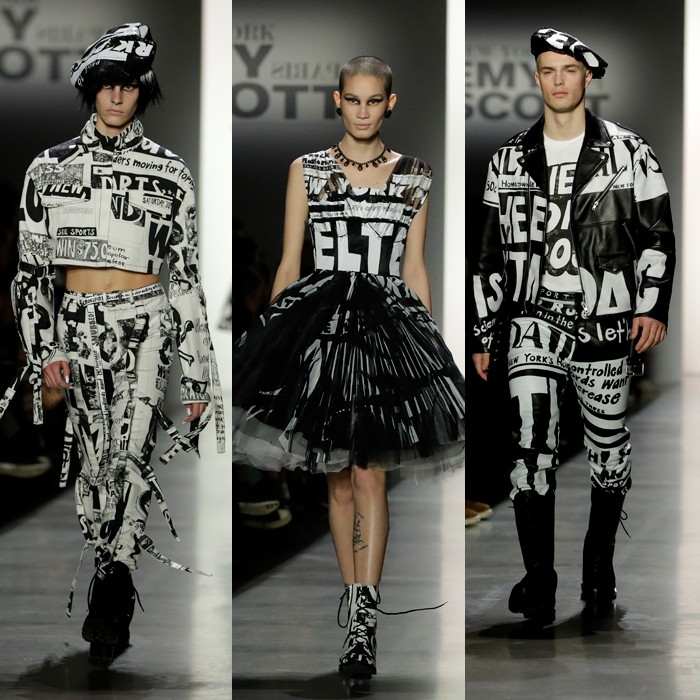 "Jeremy Scott es ""noticia"