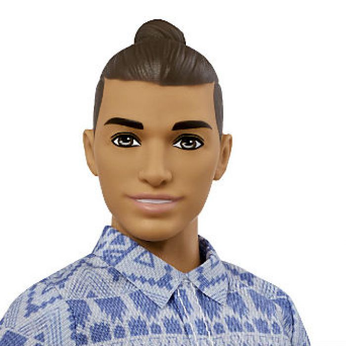 El nuevo 'look' de Ken
